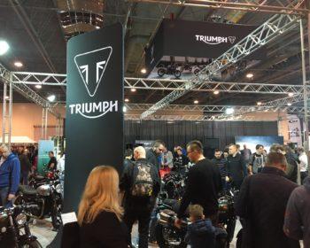 Triumph Motorcycles Polska na Moto Expo 2017: Dziękujemy