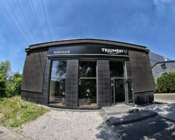 Zmiana godzin otwarcia salonu Triumh Katowice w okresie jesienno-zimowym