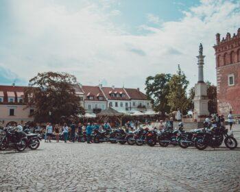 Rekord motocykli na Spotkaniu Klasycznych Triumphów!